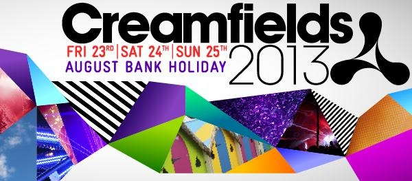 The Prodigy, Avicii, Tiesto, David Guetta And Many More Confirmed For Creamfields 2013