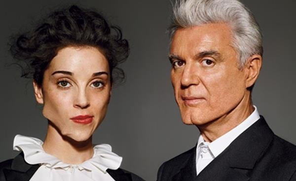 David Byrne And St Vincent Announce August UK Live Dates