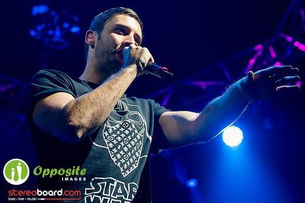 Example - Motorpoint Arena, Cardiff - 25th February 2013 (Photo Gallery)