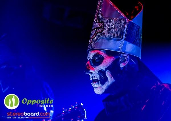 Ghost - O2 Academy, Bristol - 22nd March 2013 (Photo Gallery)
