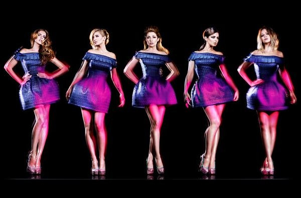 Girls Aloud - Metro Arena, Newcastle - 21st February (Live Review)
