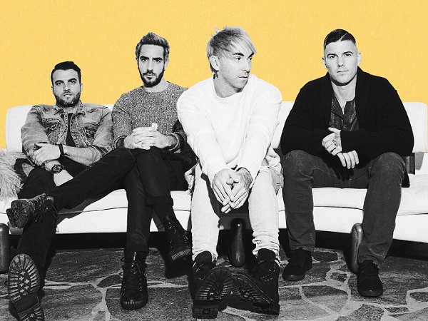 All Time Low Just Announced Some Shows For $5
