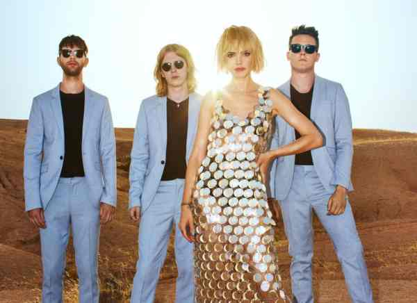 Anteros To Support Two Door Cinema Club And Blaenavon On UK Tours ...