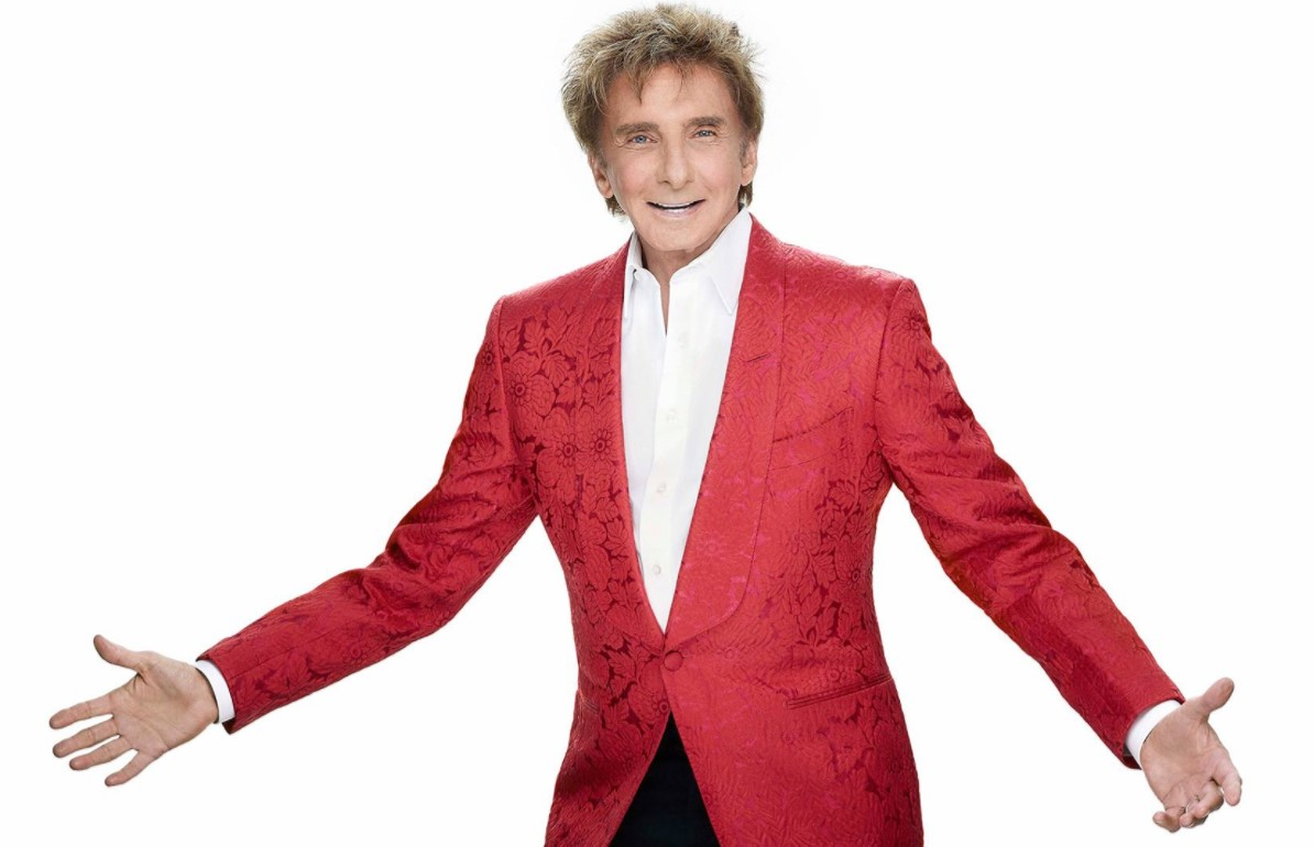 Barry Manilow Tour Tickets