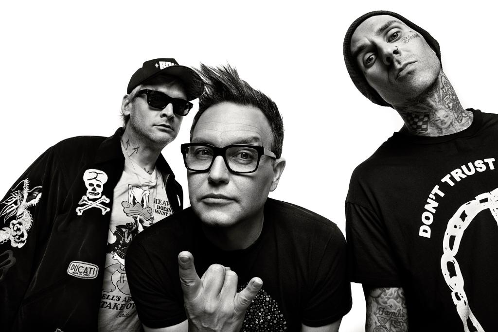 Blink-182 Share New Single Quarantine