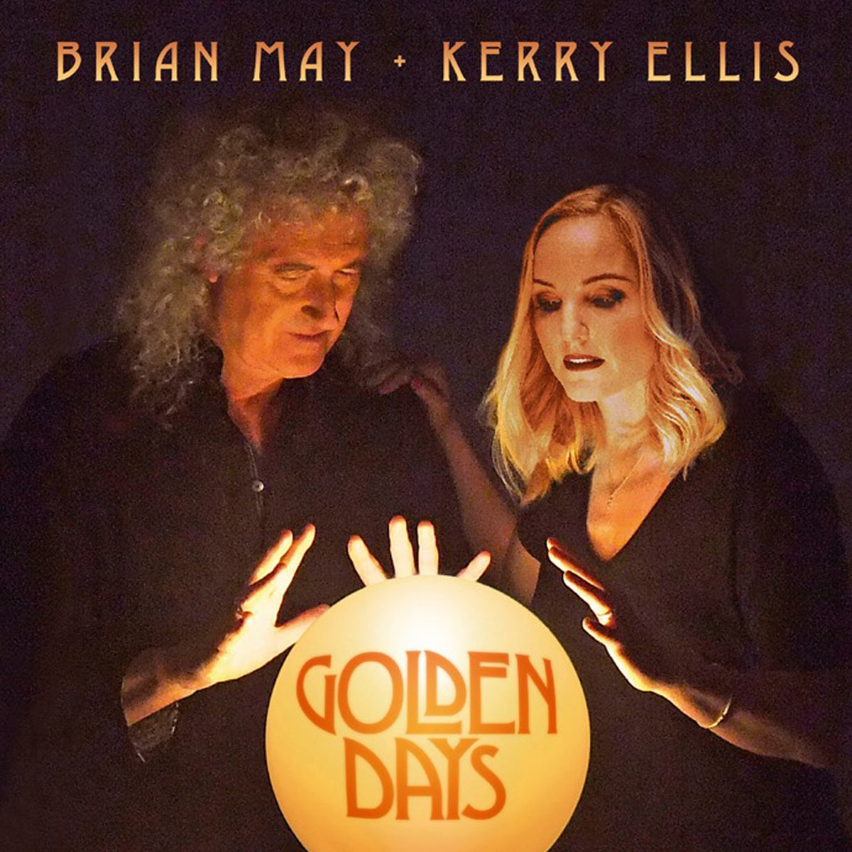 Brian May And Kerry Ellis Announce New Album 'Golden Days ...