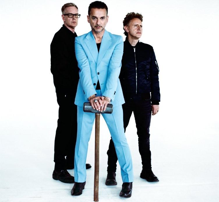 Depeche Mode Announce New Album, World Tour