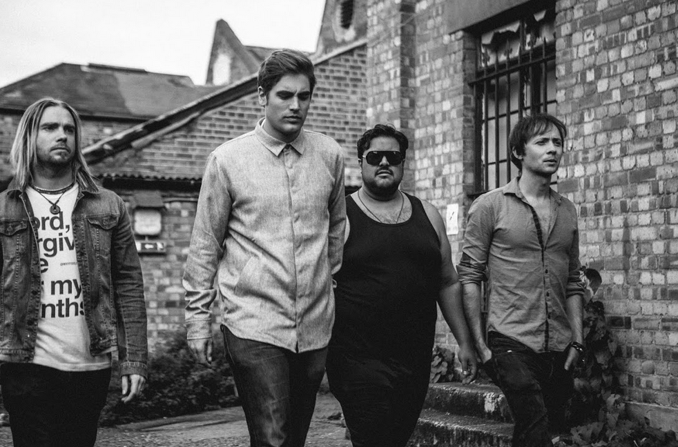 Fightstar Announce We Are The Ocean As Support For London ...