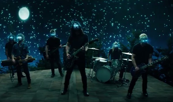 Foo Fighters unveil new track The Sky Is A Neighborhood