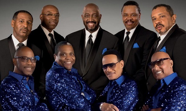 The Four Tops And The Temptations Announce Autumn UK Arena Tour