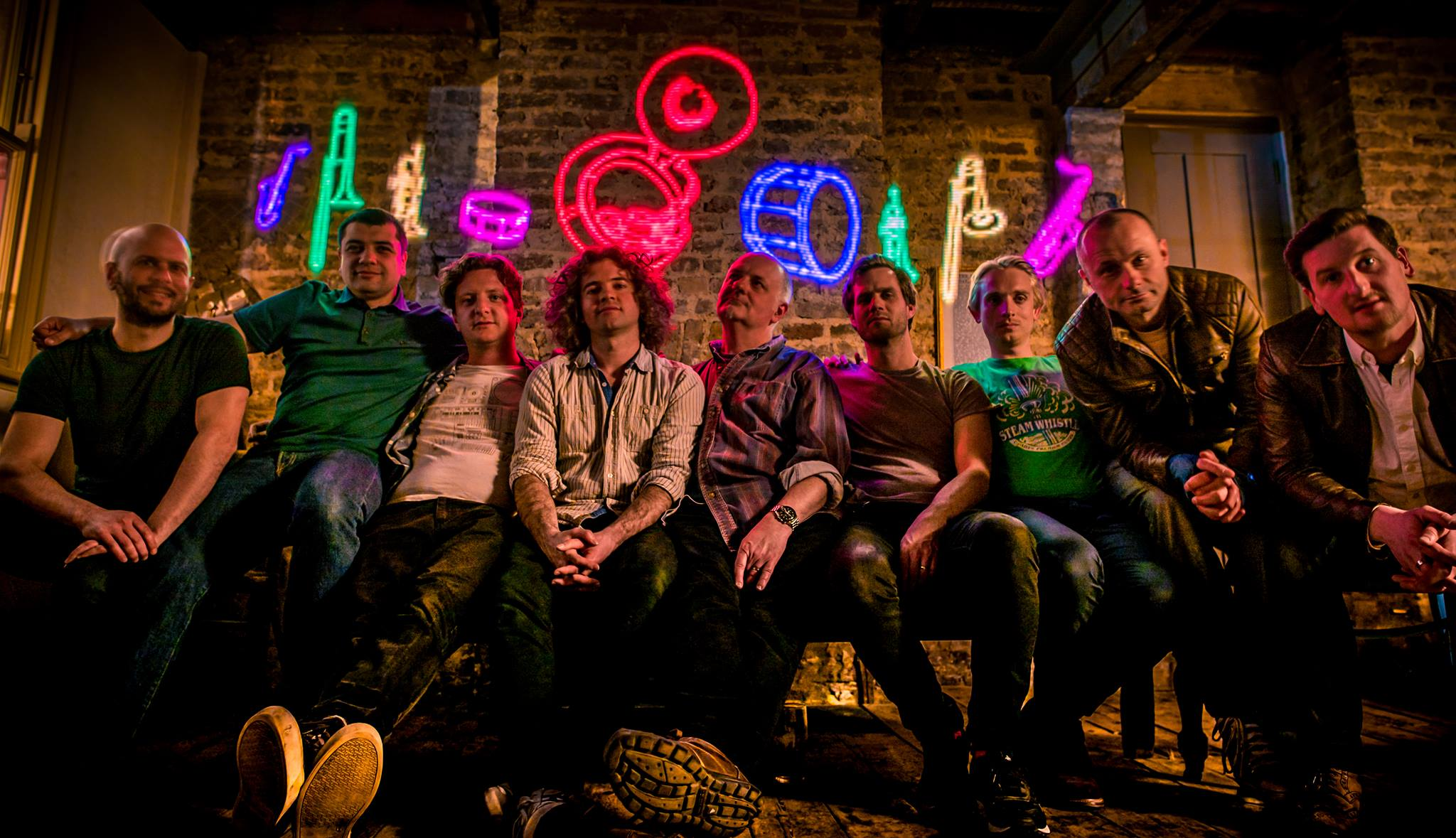 Hackney Colliery Band - Henri-Pierre Noël All Of The Lights