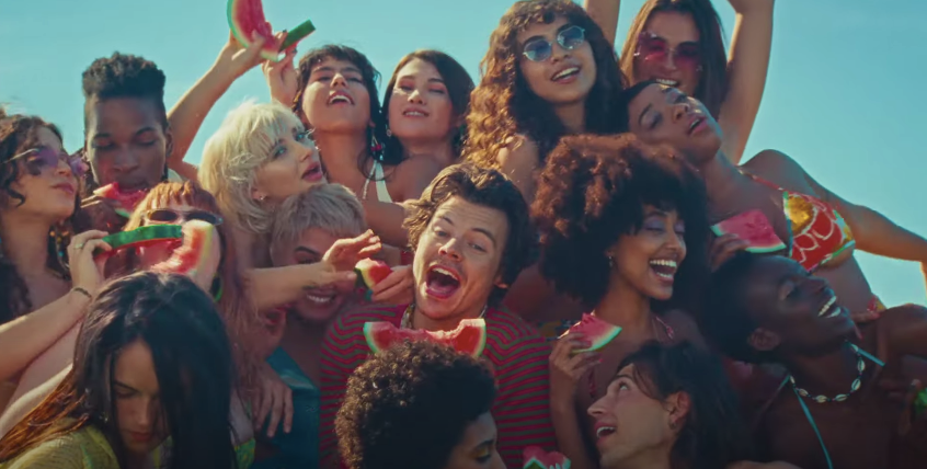 Harry Styles Shares Video For Watermelon Sugar - Stereoboard