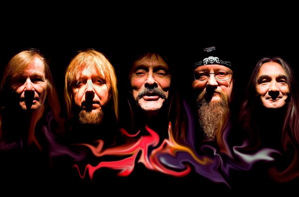 Hawkwind Tour Support