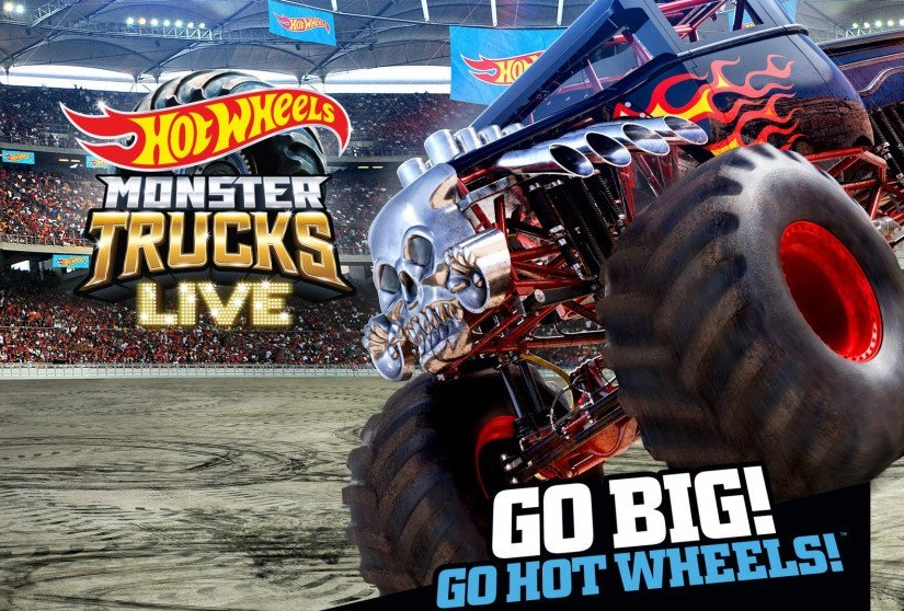 Hot Wheels Monster Trucks Live To Tour Uk Arenas In 2020 Stereoboard