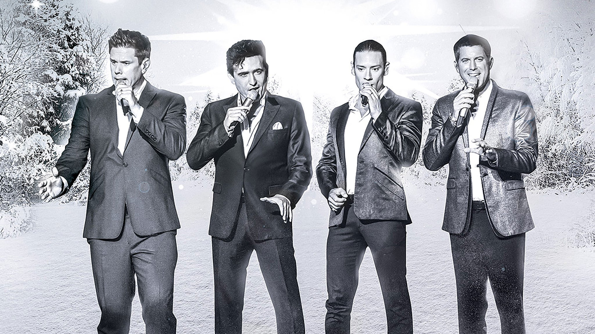 Il Divo Tickets For 2020 Christmas With Il Divo Tour On Sale