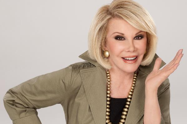 Joan Rivers, Joan Alexandra Molinsky