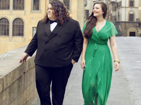 Jonathan og Charlotte Britains fikk talent dating