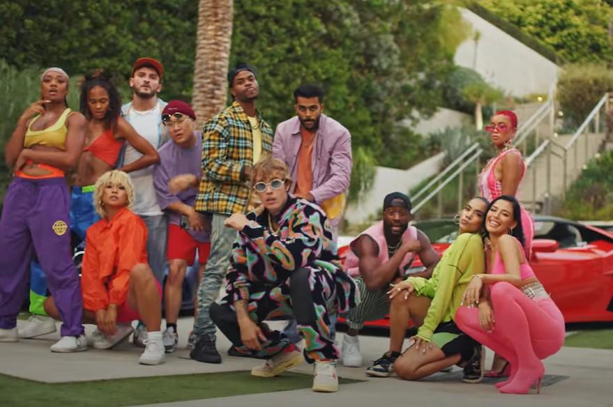 Justin Bieber Stars in Drake and DJ Khaled's 'Popstar' Music Video