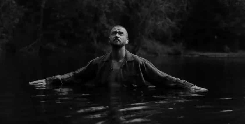 Justin Timberlake went to the woods and announced a new album