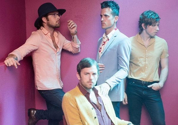 Image result for kings of leon uk tour 2017
