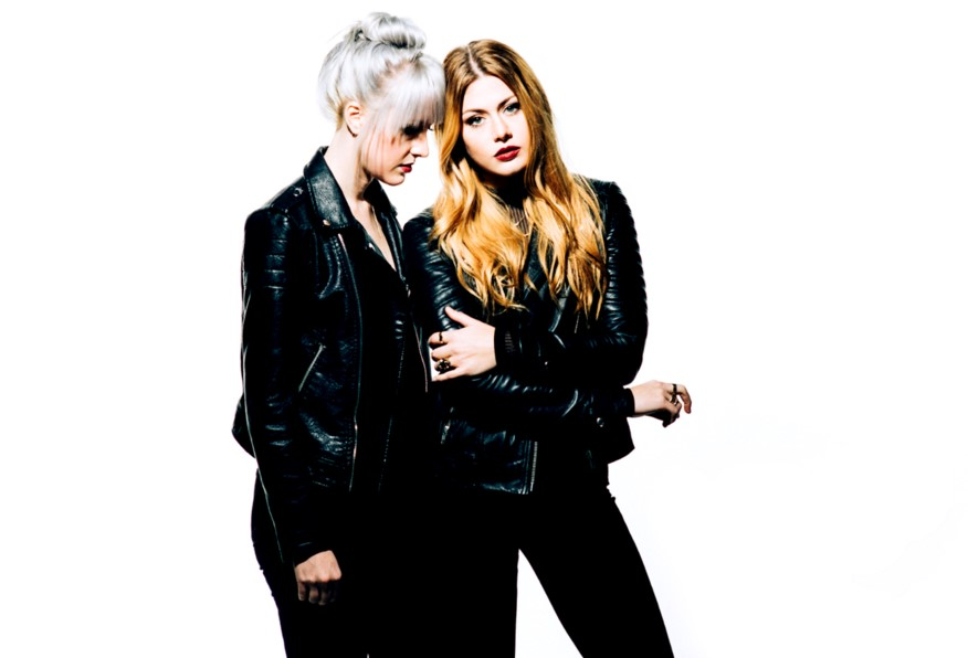 Larkin Poe will head over for three shows this spring