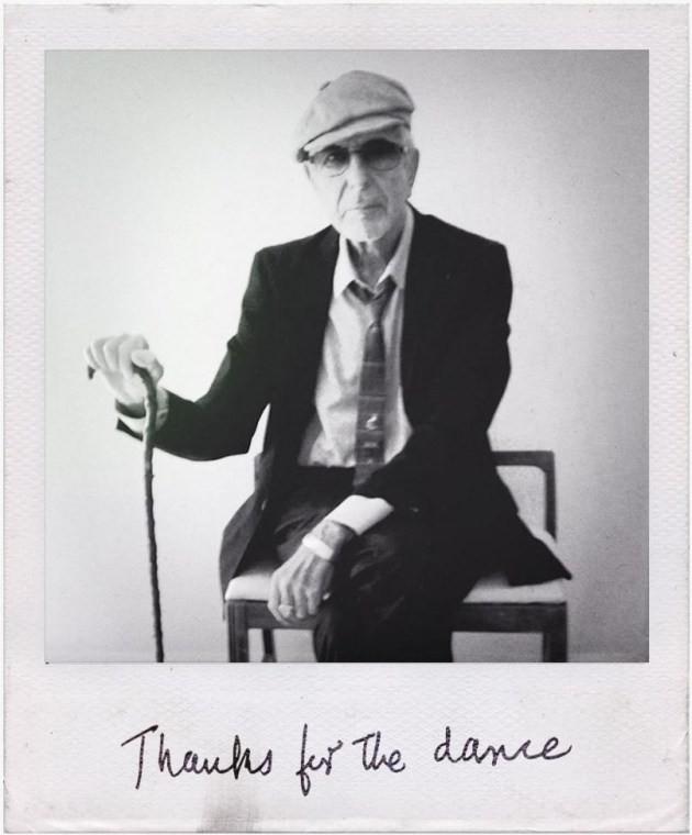 New Leonard Cohen posthumous track