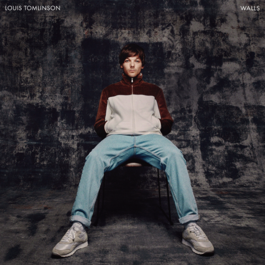 One Direction's Louis Tomlinson officially announces debut music album 'Walls'
