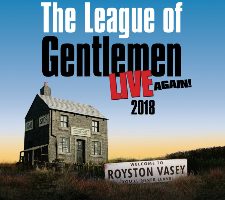 League of Gentlemen bring show to Blackpool stage