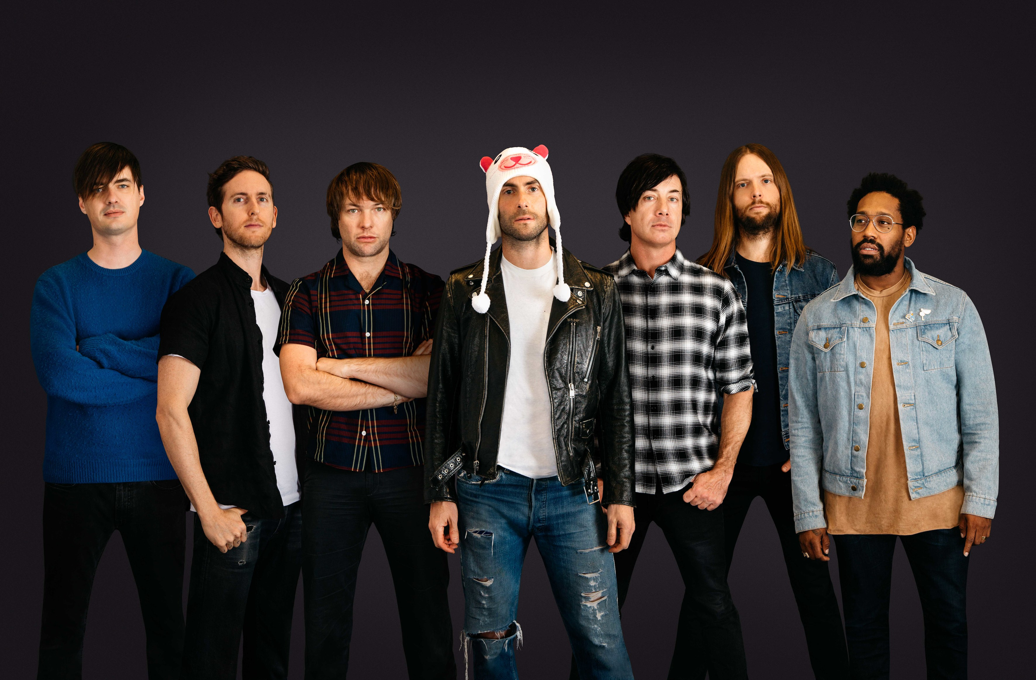 Maroon 5 Announce 2018 World Tour