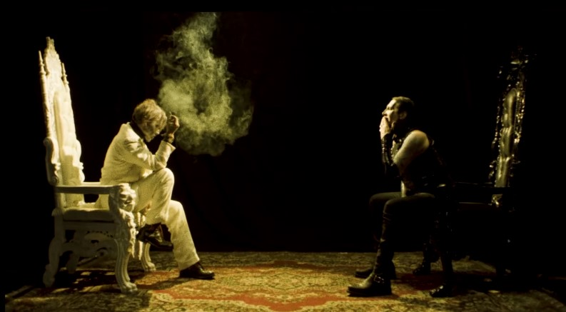 Watch Johnny Depp Star in Marilyn Manson's Grotesque