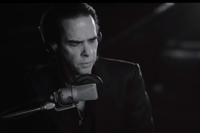 Nick Cave chose documentary to open up about son's death