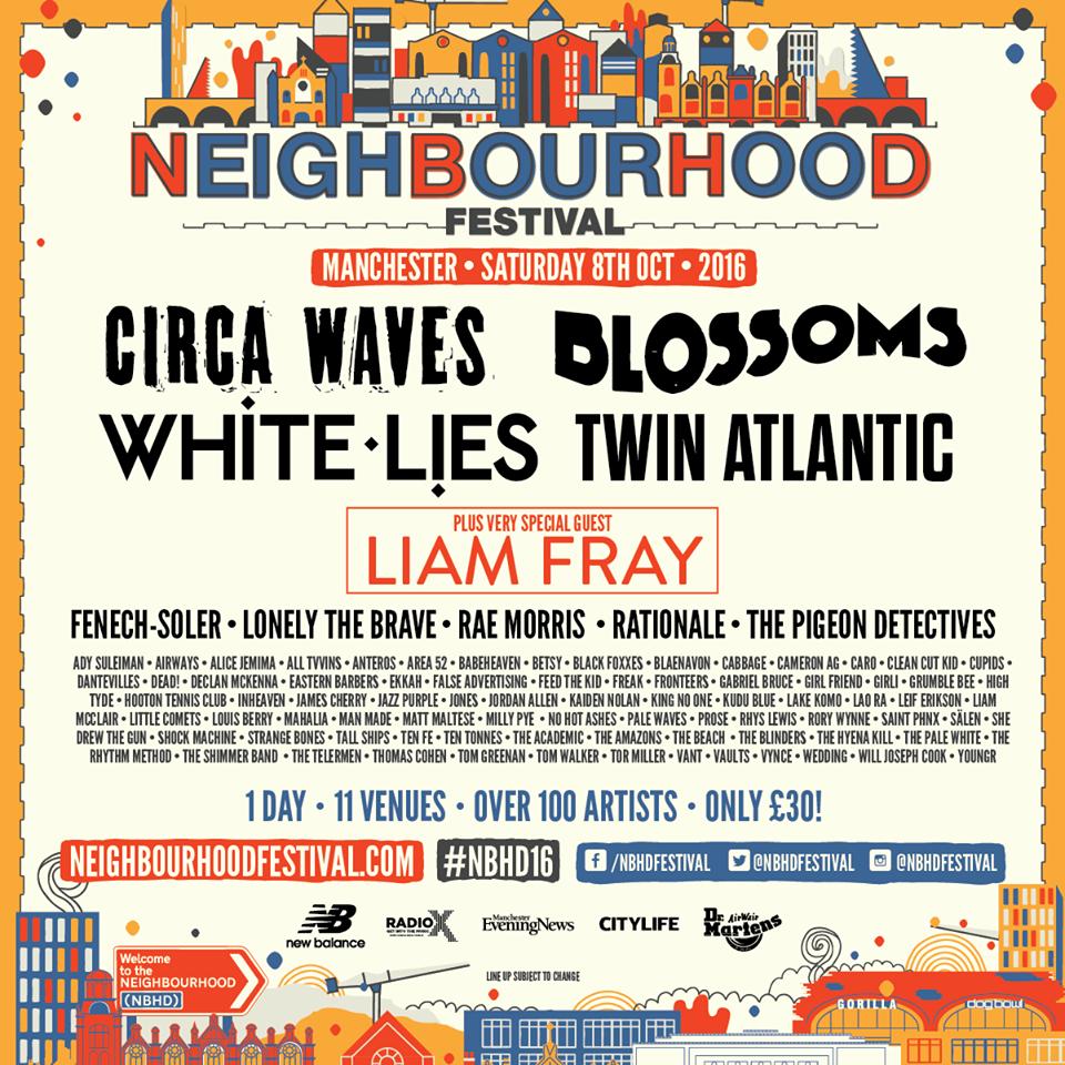 The Neighbourhood Tour Tickets