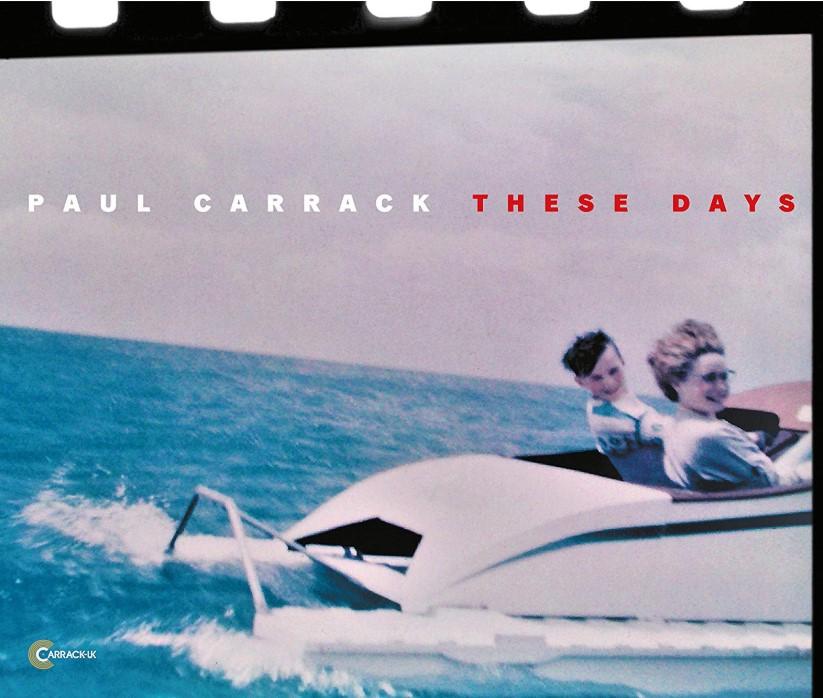 NUEVO LP DE PAUL CARRACK