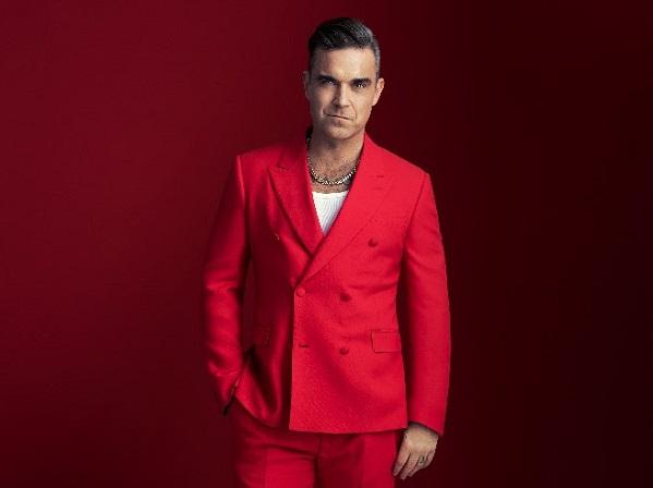 uusi tuote uusi ulkonäkö valtava valikoima Robbie Williams Joins Line Up For Magic Of Christmas With ...