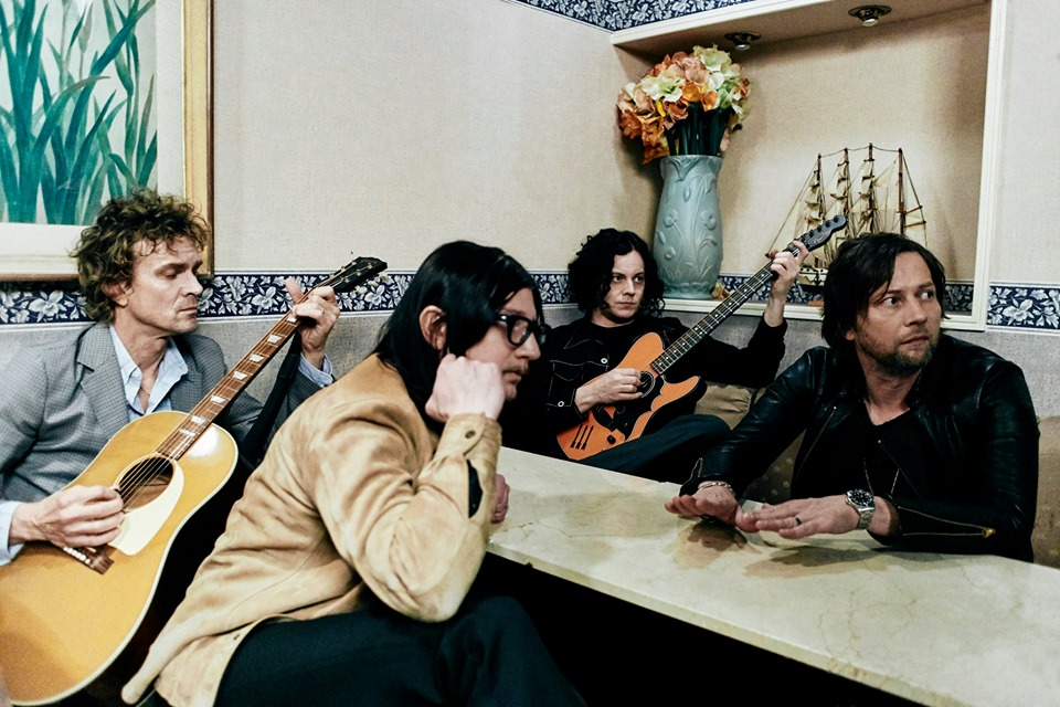 Raconteurs Share New Song,