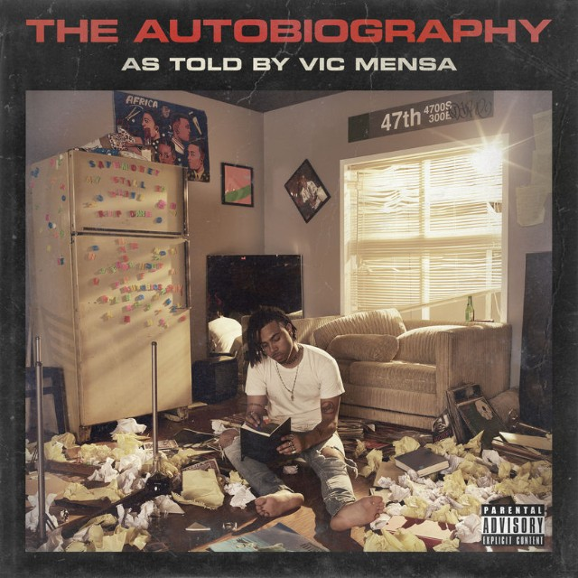 Vic Mensa Taps Syd, Pharrell, Weezer, And More For The Autobiography