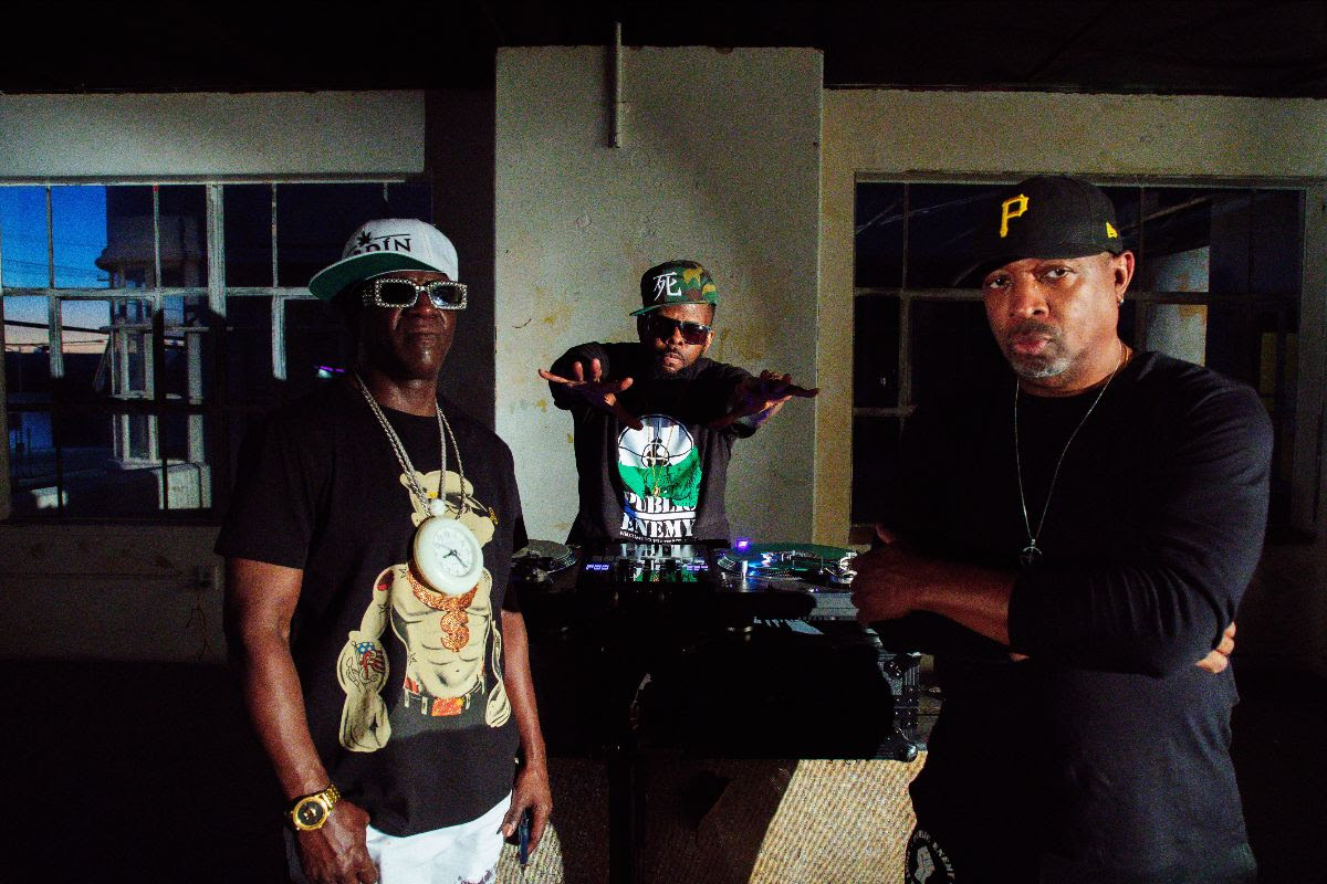 Public Enemy return with 'State Of The Union (STFU)'