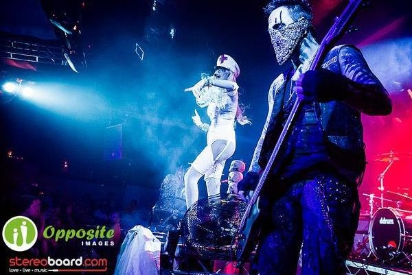 In This Moment - Solus, Cardiff University - 10th March 2013 (Photo Gallery)