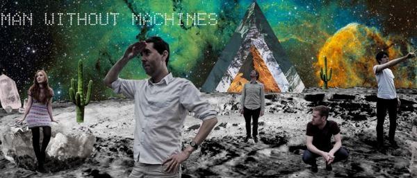 Man Without Machines - The Kreuzberg Press (Album Review)