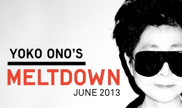 Yoko Ono Adds Iggy Pop, Patti Smith, Boy George & More To Line-Up As Creator Of Meltdown 2013