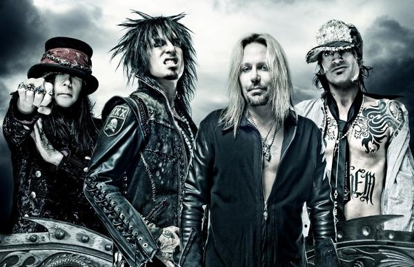 Nikki Sixx Confirms Motley Crue Will Split After One More Album And Farewell Tour