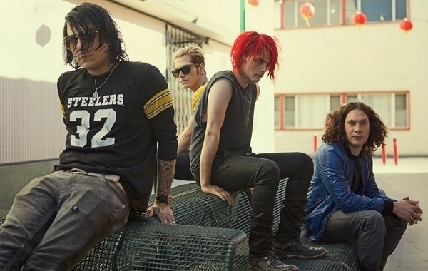 My Chemical Romance: Merci Pour Le Venin (Feature)