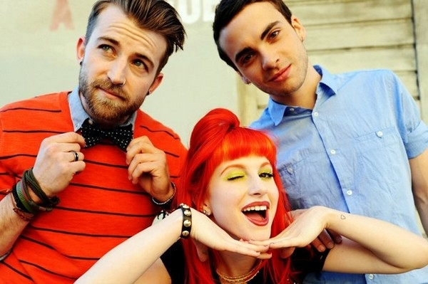 Paramore Announce South American Leg Of 2013 World Tour