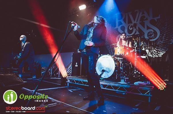 Rival Sons - Solus, Cardiff University - 10th April 2013 (Photo