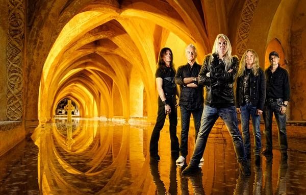 Saxon Reveal Video For New Track 'Sacrifice' - Watch Now