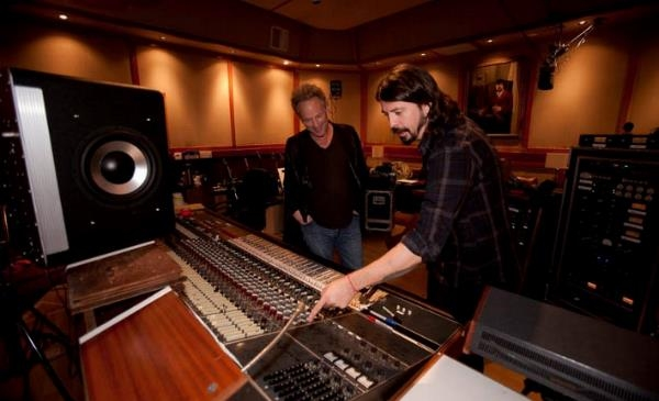 Win A Copy Of Dave Grohl's 'Sound City' Movie Album 'Sound City - Real To Reel' (Competition)