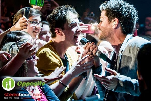 The Script - Motorpoint Arena, Cardiff - 19th March 2013 (Photo Gallery)