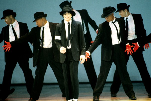Return Of The Michael Jackson Video Vanguard Award (Michael Jackson Feature)