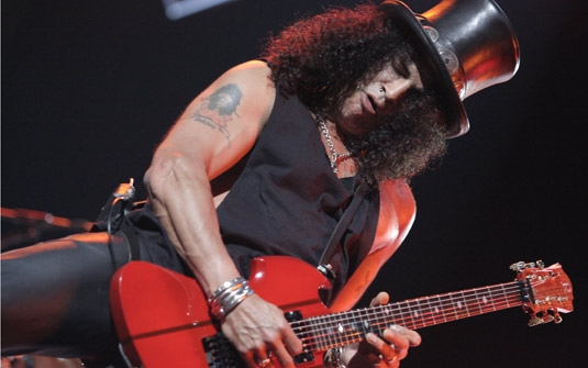 Slash Reveals Tracklisting & Guest Line Up For New Album