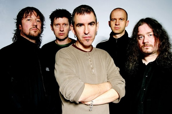 New Model Army - Anthology (Album Review)